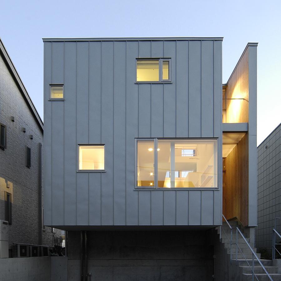 川崎市麻生区の家